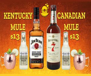 Kentucky Mule & Canadian Mule
