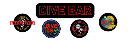 Dive106-Dive Bar NYC Logo