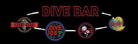 Dive106-Dive Bar NYC Logo
